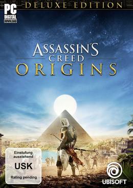 Assassin's Creed Origins - Deluxe Edition für PC(WIN)