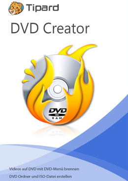 Tipard DVD Creator - lebenslange Lizenz für PC(WIN)