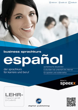 Business Sprachkurs Español für PC(WIN)
