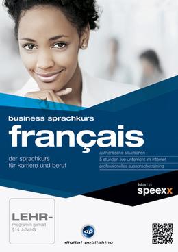 Business Sprachkurs Français für PC(WIN)