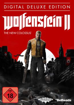 Wolfenstein II: The New Colossus Digital Deluxe Edition für PC(WIN)