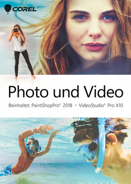 Photo Video Suite 2018 für PC(WIN)