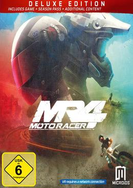 Moto Racer 4 - Deluxe Edition für PC(WIN)