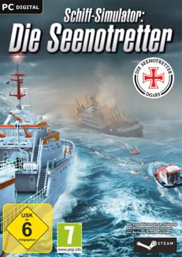 Schiff-Simulator: Die Seenotretter für PC(WIN)