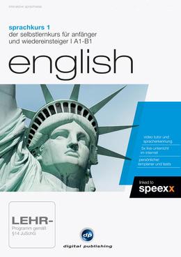 Sprachkurs 1 English für PC(WIN)