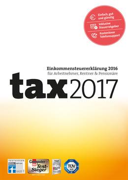 tax 2017 für PC(WIN)