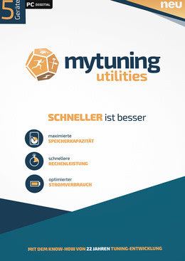 S.A.D. mytuning utilities 5 PCs für PC(WIN)