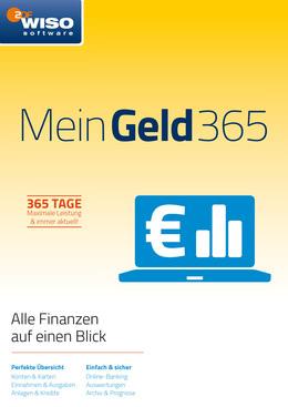 WISO Mein Geld 365 Tage (Version 2018) für PC(WIN)