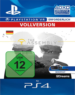The Assembly - Playstation VR erforderlich für PS4