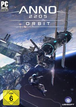 Anno 2205 Orbit DLC für PC(WIN)
