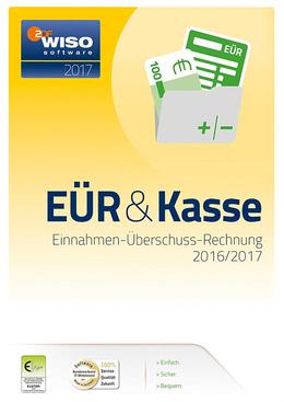 WISO EÜR & Kasse 2017 für PC(WIN)