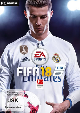 Fifa 18 für PC(WIN)