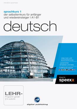 Sprachkurs 1 Deutsch für PC(WIN)