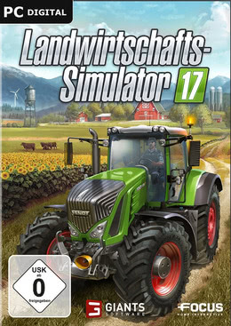 Landwirtschafts Simulator 17 für PC(WIN)