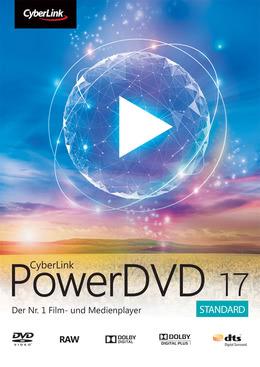 CyberLink PowerDVD 17 für PC(WIN)
