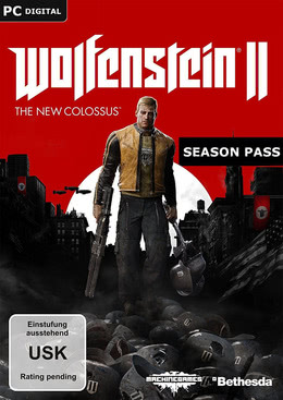 Wolfenstein II: The New Colossus Freedom Chronicles Season Pass für PC(WIN)