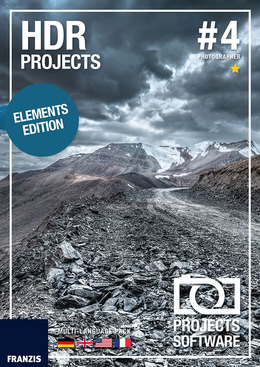 HDR projects 4 elements für PC(WIN)