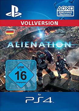 Alienation für PS4