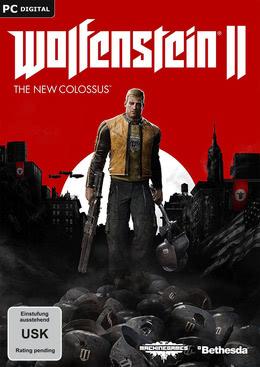 Wolfenstein II: The New Colossus für PC(WIN)