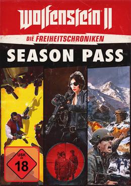 Wolfenstein II: The New Colossus Freedom Chronicles Season Pass für PC(WIN)