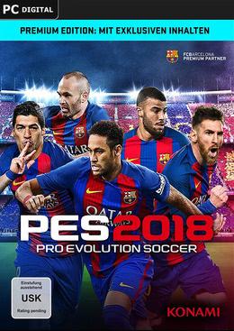 Pro Evolution Soccer 2018 für PC(WIN)
