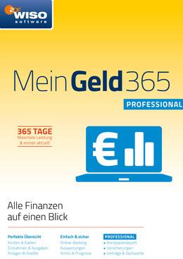 WISO Mein Geld Professional 365 Tage (Version 2018) für PC(WIN)