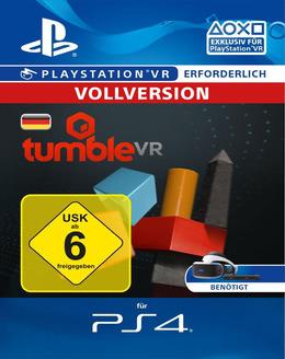 Tumble VR - Playstation VR erforderlich für PS4