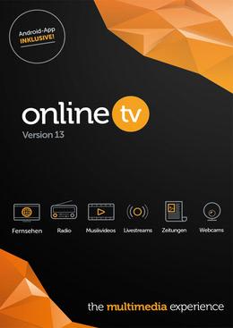 Avanquest OnlineTV Recorder 13 für PC(WIN)