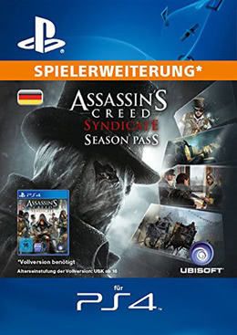 Assassins Creed Syndicate Season Pass für PS4
