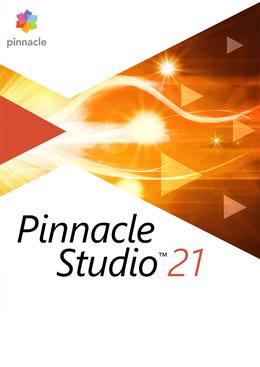 Pinnacle Studio 21 Standard für PC(WIN)