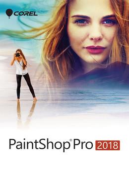 PaintShop Pro 2018 für PC(WIN)