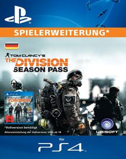 The Division Season Pass für PS4