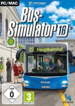 Bus-Simulator 16 für MULTIPLATFORM