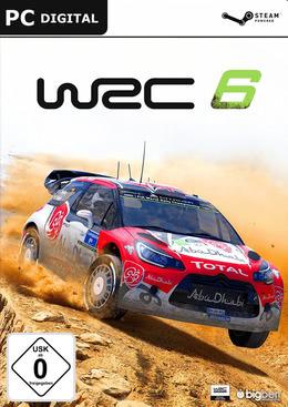 WRC 6 für PC(WIN)