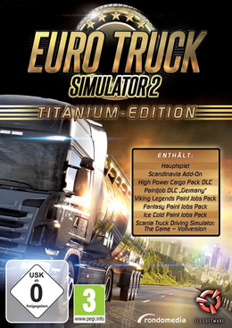 Euro Truck Simulator 2: Titanium-Edition für PC(WIN)