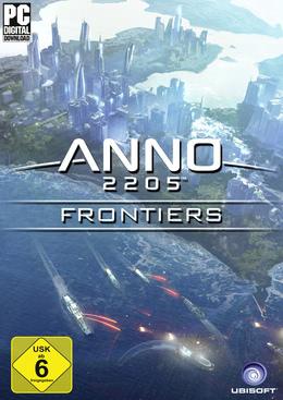 Anno 2205 Frontiers für PC(WIN)