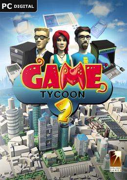 Game Tycoon 2 für PC(WIN)