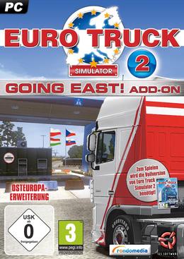 Euro Truck Simulator 2 Going-East für PC(WIN)