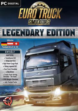Euro Truck Simulator 2: Legendary Edition für PC(WIN)