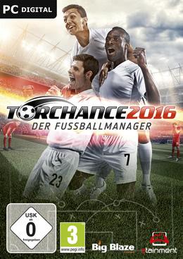 Torchance 2016 - Der Fussballmanager für PC(WIN)