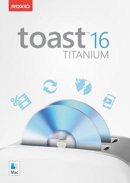 Roxio Toast 16 Titanium für MAC