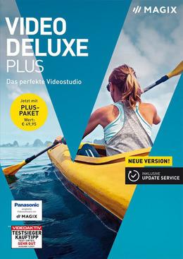 Magix Video Deluxe Plus (2018) für PC(WIN)