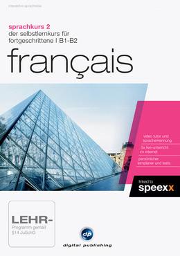 Sprachkurs 2 Français für PC(WIN)