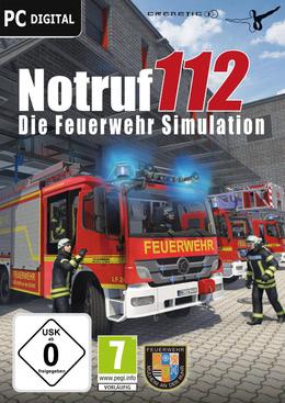 Die Feuerwehr Simulation Notruf 112 für PC(WIN)