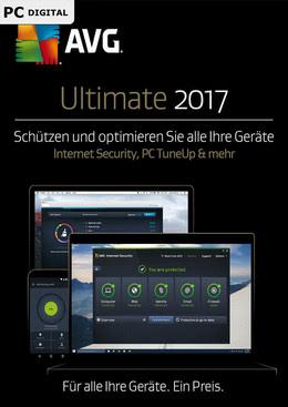 AVG Ultimate 2017 1 User / 12 Monate für MULTIPLATFORM