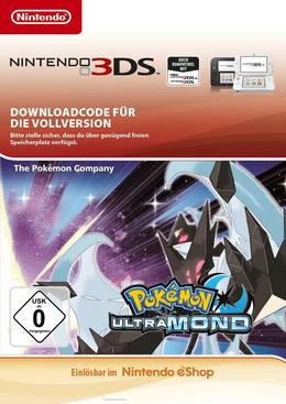 Pokémon Ultramond für NINTENDO3DS