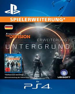 The Division Underground für PS4