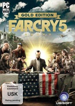 Far Cry 5 Gold Edition für PC(WIN)