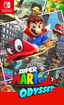 Super Mario Odyssey für SWITCH
