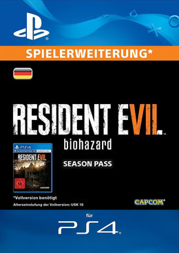 Resident Evil 7 biohazard Season Pass für PS4